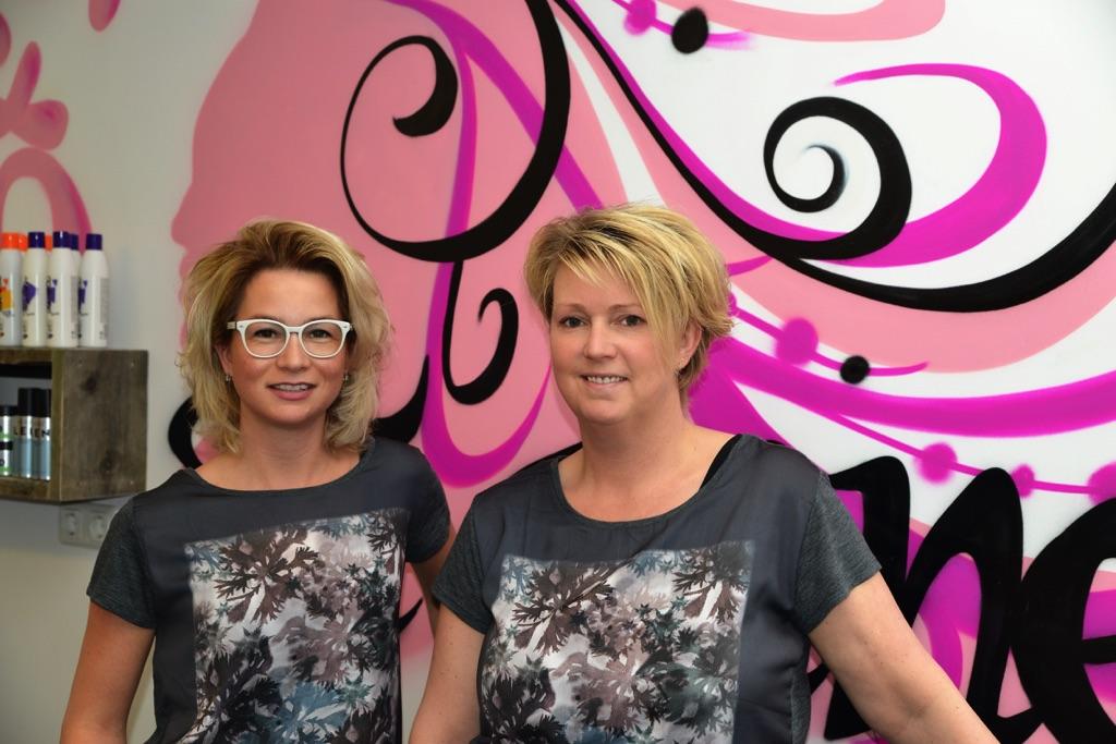 Riannes Knip en Go Steenwijkerwold